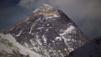 Mount Everest 8848m