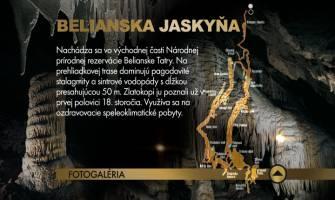 6. Belianska jaskyňa