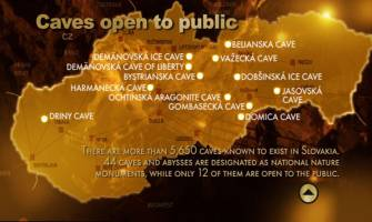5. Caves open to public