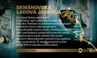 9. Demänovská ľadová jaskyňa