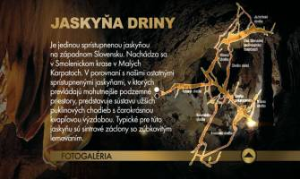 15. Jaskyňa Driny