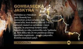 12. Gombasecká jaskyňa