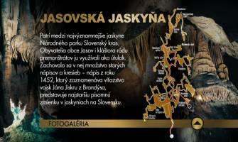 14. Jasovská jaskyňa