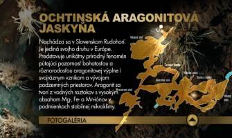19. Ochtinská aragonitová jaskyňa