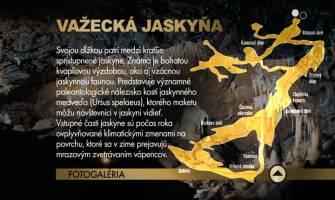 20. Važecká jaskyňa